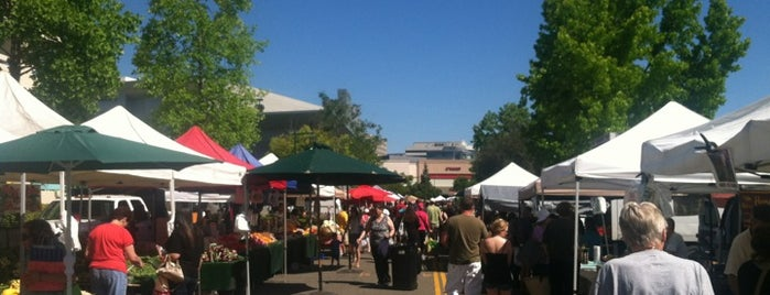 Certified Farmers' Market is one of Healthy.