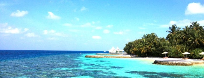 W Retreat & Spa - Maldives is one of Beautiful places.