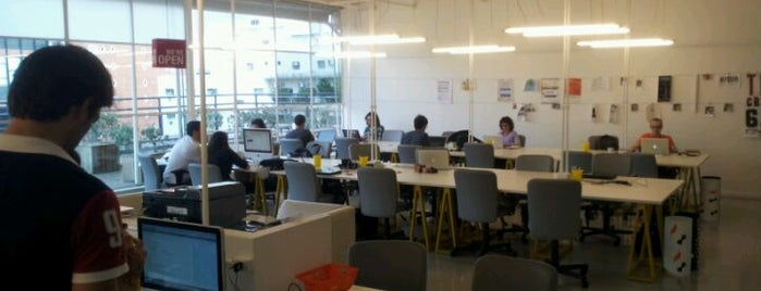 Pto de Contato Coworking is one of lab.