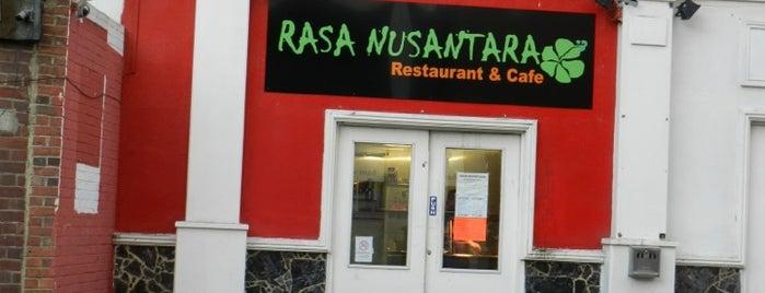 Rasa Nusantara is one of Makan!: Quest for Malaysian Food in UK.