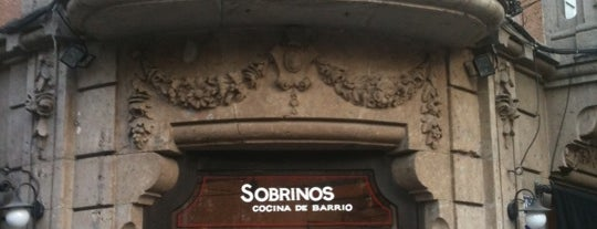Sobrinos is one of Been There.