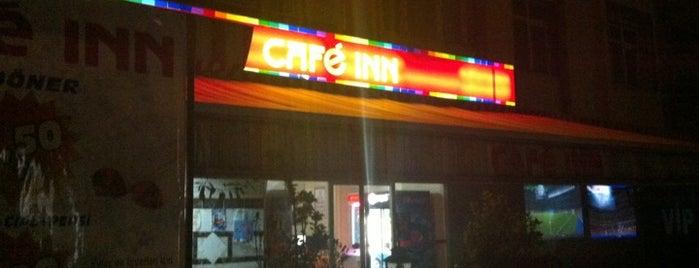 Cafe Inn is one of Tempat yang Disukai Veysel.