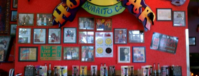 Tijuana Flats is one of Lugares favoritos de Rebecca.