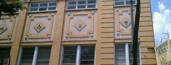 Prince Hall Masonic Building is one of Atlanta History.