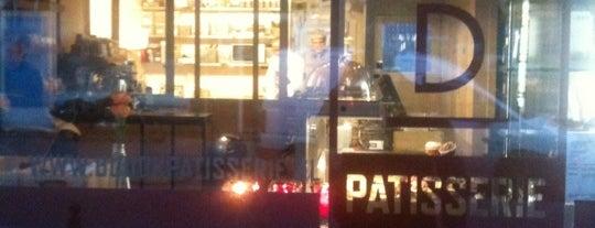 Dudok is one of Misset Horeca Café Top 100 2012.