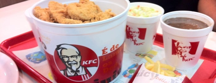 KFC is one of Marcelaさんのお気に入りスポット.