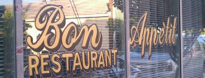 Bon Appetit is one of Posti salvati di Edna.