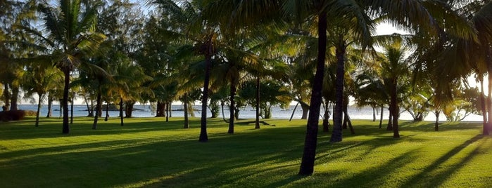 Club Med La Pointe aux Canonniers is one of สถานที่ที่ Marc-Edouard ถูกใจ.
