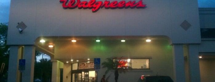 Walgreens is one of Lynnes list.