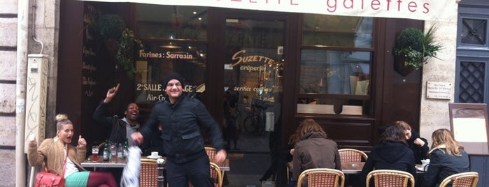 Dove mangiare/bere a Parigi