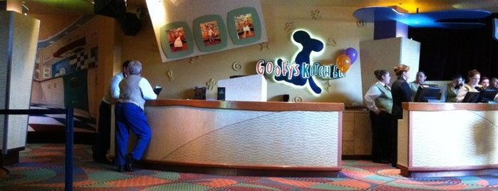 Goofy's Kitchen is one of My BEST of the BEST!.