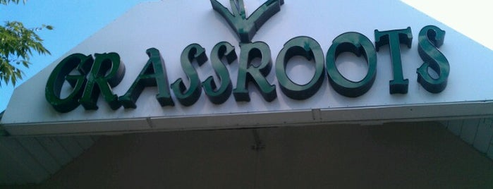 Grassroots Natural Market is one of jersey places.