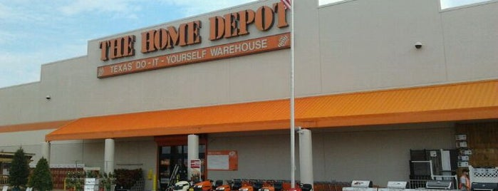 The Home Depot is one of Posti che sono piaciuti a Mzz.