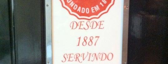 Bar Luiz is one of Desafio dos 101.