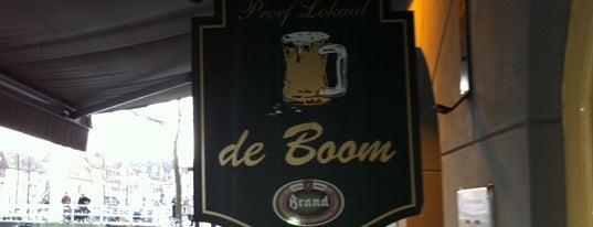 Proeflokaal De Boom is one of Misset Horeca Café Top 100 2013.