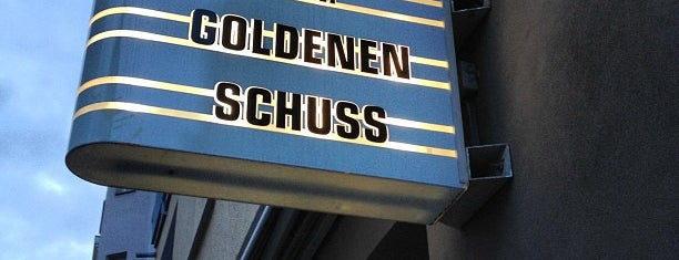 Zum Goldenen Schuss is one of Dominikさんのお気に入りスポット.