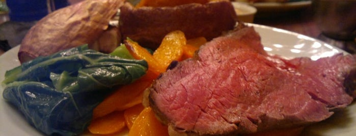 Hawksmoor Seven Dials is one of Scoffers - Reviews.