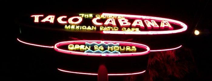 Taco Cabana is one of Tempat yang Disukai Scott.