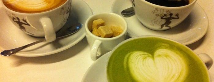 CAFÉ AMOKKA is one of get around SEOUL*.