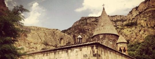 Geghard Monastery | Գեղարդի տաճար is one of Armenia 🇦🇲✨.