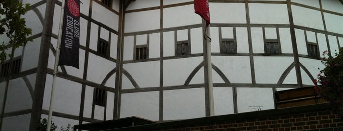 Shakespeare's Globe Theatre is one of London City Guide.