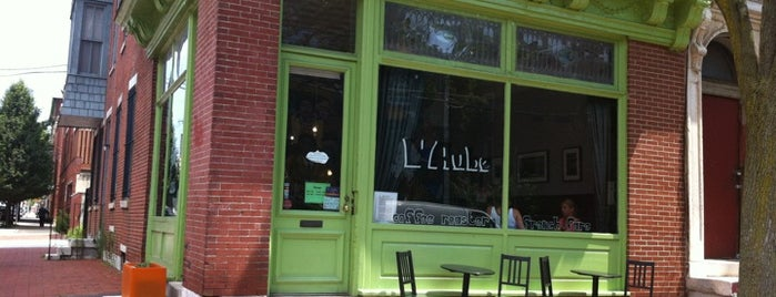 Cafe L'Aube is one of To-Do: Philly Coffee & Tea.