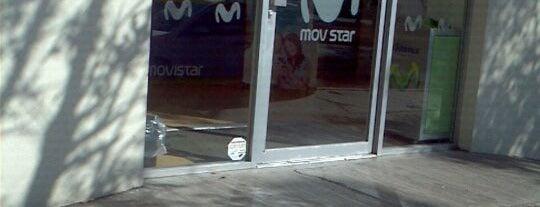 MOVISTAR Centro de atencion a clientes is one of Lieux qui ont plu à Lizardo.