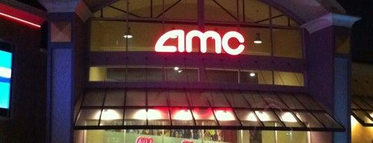 AMC Atlantic Times Square 14 is one of LA Places.