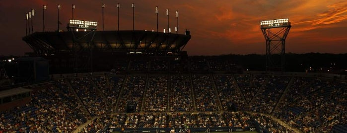 US Open Courts