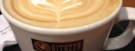 Caffè Ritazza is one of Marylebone.