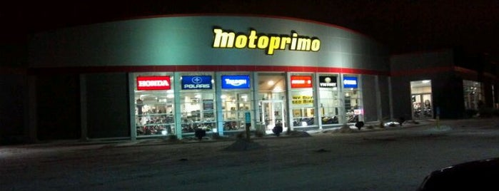 Motoprimo Motorsports is one of Automotive.