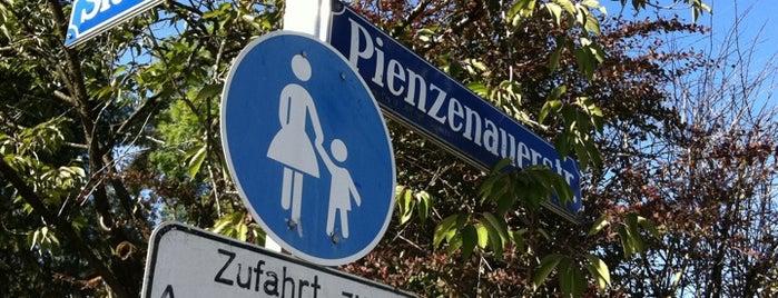Pienzenauerstraße is one of Munich And More Too.