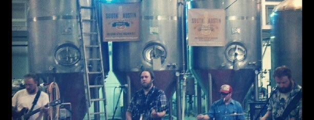 South Austin Brewing Company is one of Texas breweries.