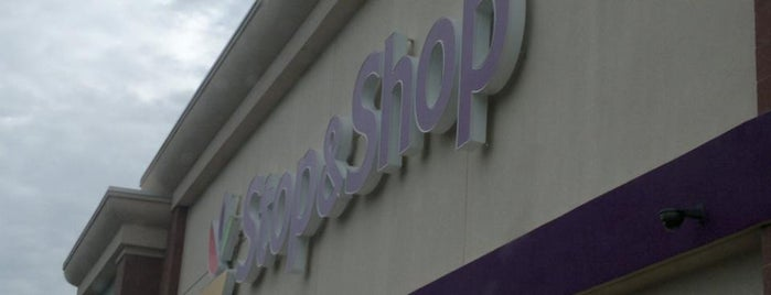 Stop & Shop is one of Lugares favoritos de Merissa.