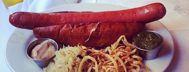 The City's Best Hot Dogs