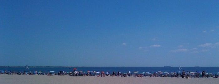 Brighton Beach is one of NY To Do.