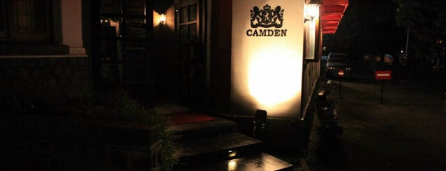 Camden Bar & Lounge is one of Bandung.