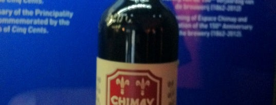 Bières et Fromages de Chimay is one of Ultimate Brewery List.