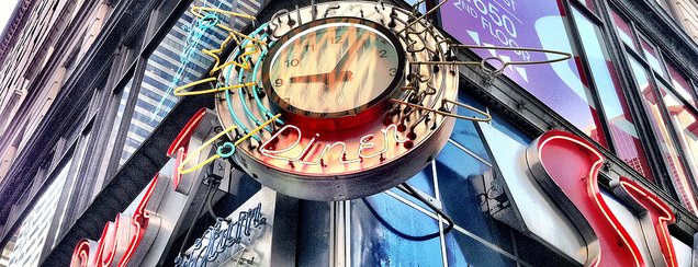 Ellen's Stardust Diner is one of New York IV.