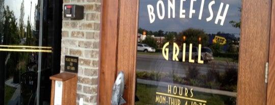 Bonefish Grill is one of Posti salvati di Kate.