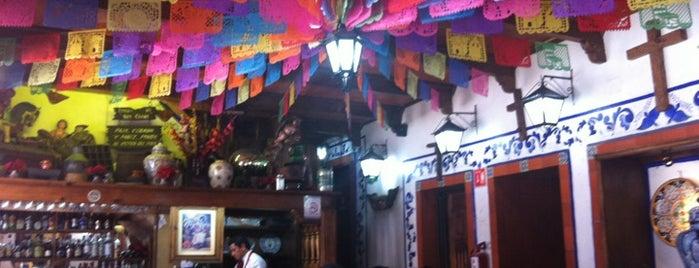 Fonda de Santa Clara is one of Para el desestrés en Puebla.