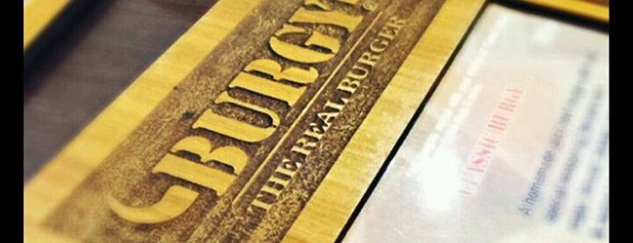 BURGY is one of สถานที่ที่บันทึกไว้ของ Fahad.