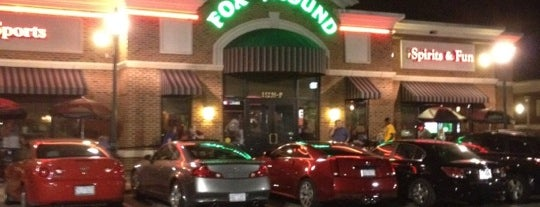 Fox & Hound is one of Posti salvati di Alex.