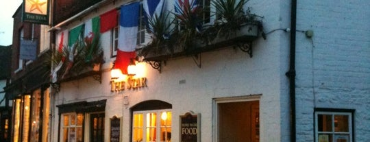The Star Inn is one of Orte, die Carl gefallen.