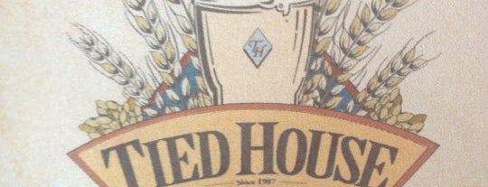 Tied House Brewery & Cafe is one of USA - California - Bay Area.
