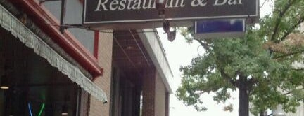 TIE Restaurant & Bar is one of Favorite Troughs.