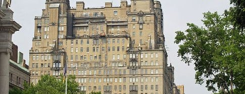 The Beresford is one of IWalked NYC's Upper West Side (Self-guided tour).