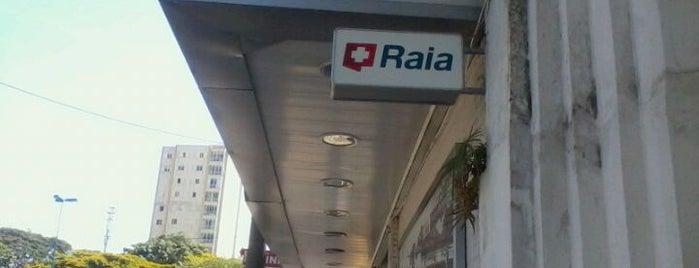 Droga Raia is one of Franca - SP.