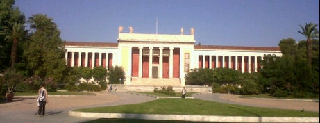 National Archaeological Museum is one of Museus.