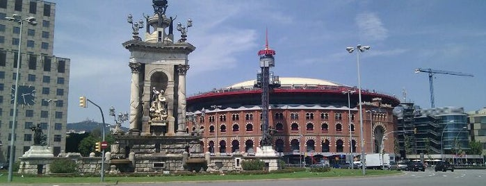Arenas de Barcelona is one of Barcelona Essentials.